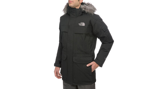 The North Face McMurdo Parka Men TNF Black